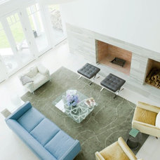 Modern Living Room by Andy Goldsborough Interior Design