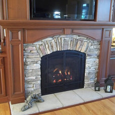 Living Room by COASTROAD Hearth & Patio