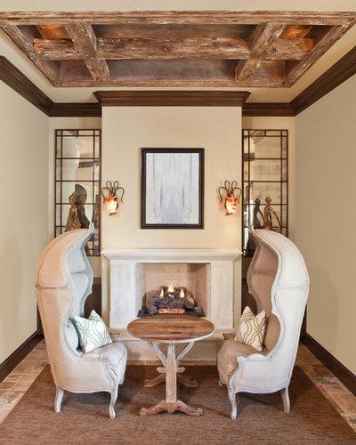 Современный Гостиная by Duckworth Interiors