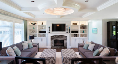 Simply Home Decorating is a boutique Interior Design firm specializing