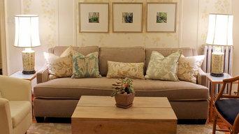 Weeping Japanese Cherry Tree Living Room