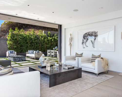 design my living room. Contemporary living room idea in Los Angeles Best 25 Living Room Ideas  Decoration Pictures Houzz