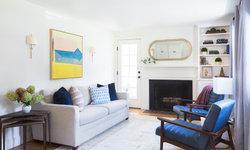 Wellesley Cape Living Room