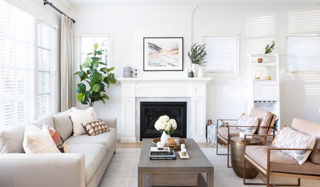 Key Measurements for Your Living Room