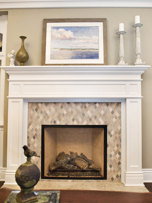 Fireplace Tile Ideas | Houzz
