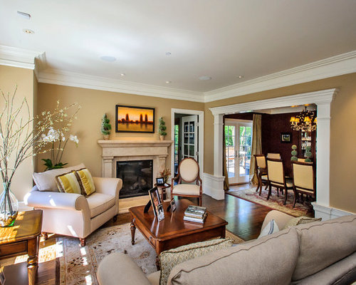 Best entrance dining room living room design ideas for Living room decor ideas houzz