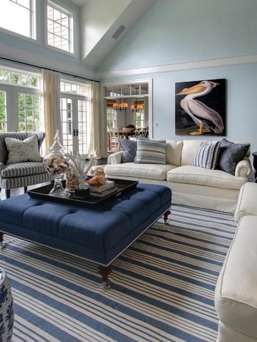 Houzz Living Room Design: Best Coastal Living Room Design Ideas & Remodel Pictures