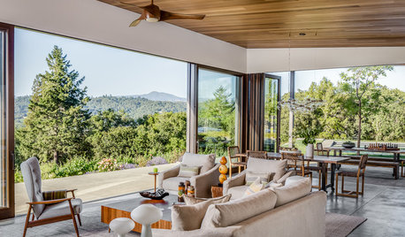 California Houzz Tour: A Family's Holiday Home in US Wine Country
