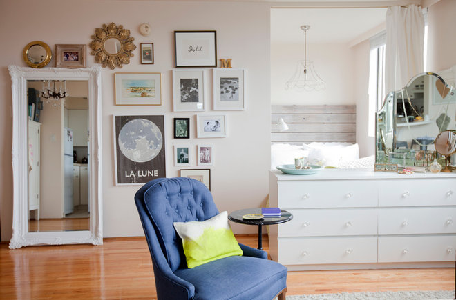 Houzz Tour Living With Style And Impermanence In 450