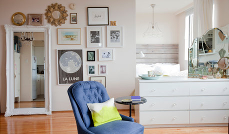 Canadian Houzz: Vancouver Renter Makes The Most Of Temporary Digs