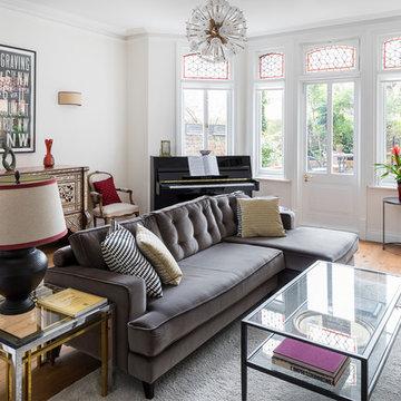 West Hampstead Garden Apartment