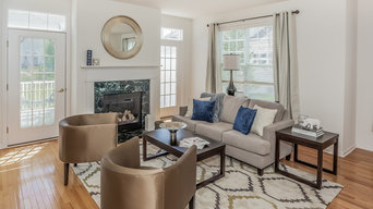 West Hartford, Park Place Circle- Vacant Staging- After Photos