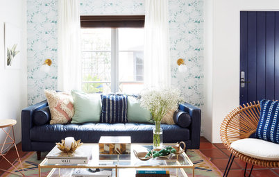 13 Ways to Upsize a Small Living Room Without Moving a Wall