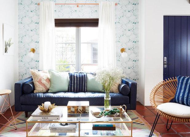 Midcentury Living Room by Murphy Deesign