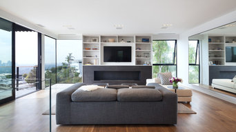 West Hollywood Hills Renovation