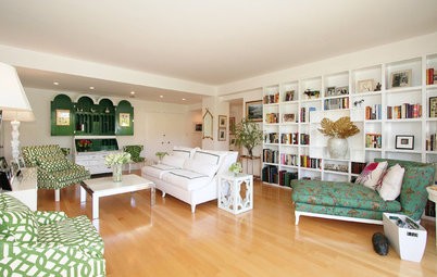 Houzz Tour: Los Angeles Condo Gives Green the Go