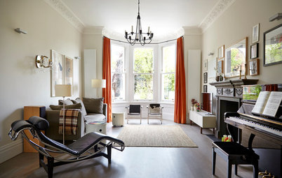 Houzz Tour: Easy Mix of Old and New Revives a Family Townhouse