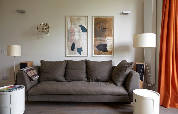 Modern Living Room by Elgin & Ellis Limited