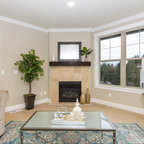 My Houzz Marin Transitional Living Room San