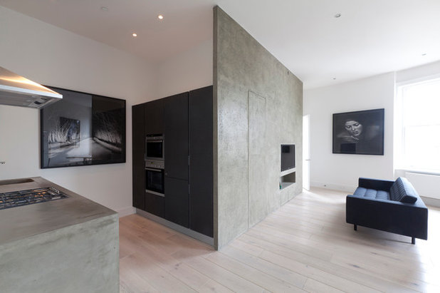 Modern Living Room by Temple Blake Limited