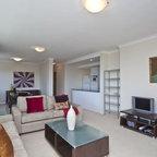 Rose House Modern Living Room Sydney By Ian Moore