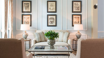 West Plano Entry, Formal Living, & Formal Dining