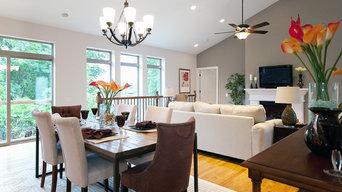 West St. Louis County Detatched Villa