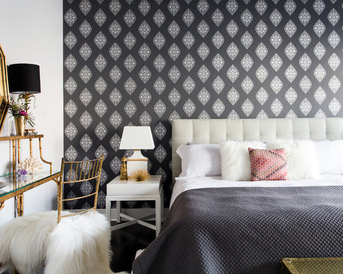 Inspiration For A Transitional Living Room Remodel In Chicago