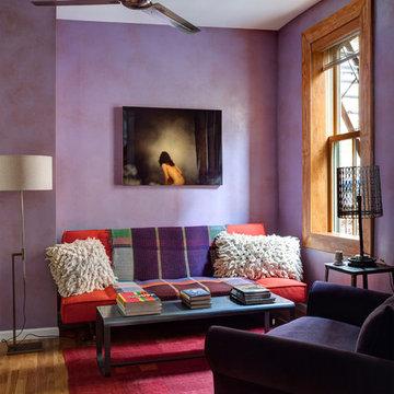 West Village Apartment Combination / Renovation