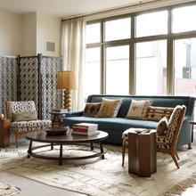 Mid Century Interiors Style