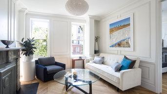 West Village Duplex // Gut Renovation Apartment Combination