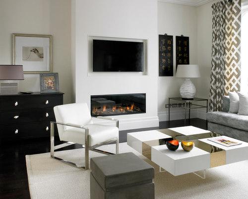 contemporary living room design ideas remodels photos houzz - Living Room Furniture Contemporary Design