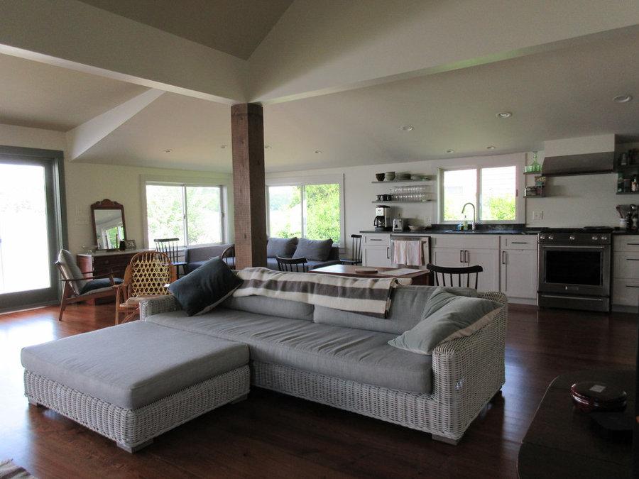 Westchester County, NY Lakeside Cottage Reno