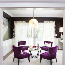 Contemporary Living Room by Last Detail Interior Design