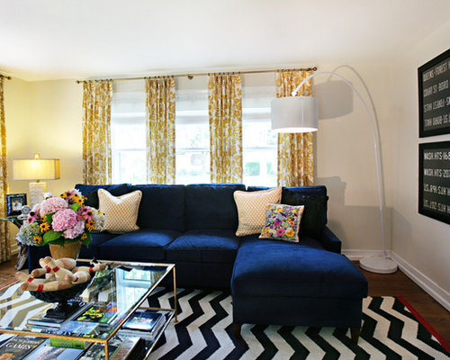 west elm living rooms. Mid sized eclectic dark wood floor and brown living room idea in  Chicago with West Elm Living Room Ideas Photos Houzz