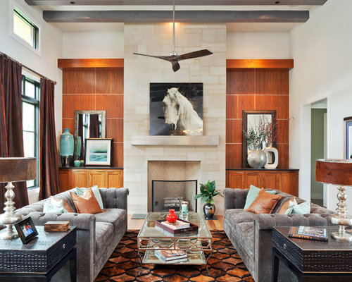 Houzz formal living room