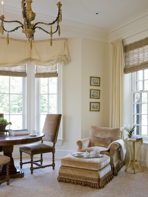 Dining Room Window Treatments | Houzz