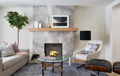 Houzz Tour: Family Home Gets a Light and Breezy Modern Update