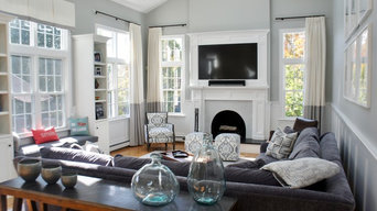 Westwood family room