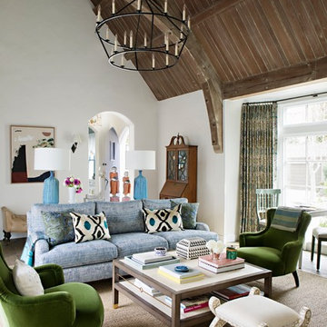 Westwood Hills English Tudor Renovation
