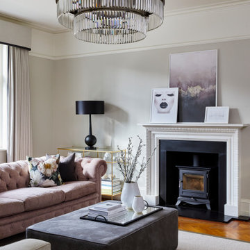Weybridge Edwardian Family Home