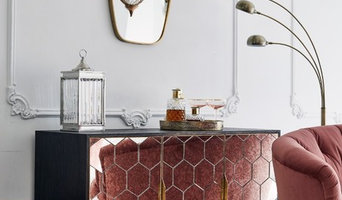 What the Butler Saw | Mirrored Sideboard
