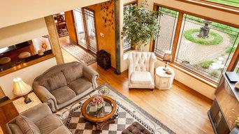 Wheaton Living Room