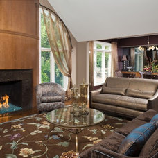 Traditional Living Room by Eminent Interior Design