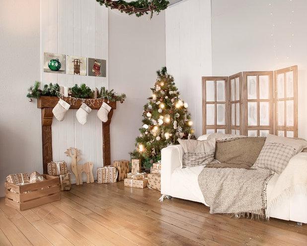 11 idee decorative per un natale in perfetto stile shabby chic - Idee decorative per natale ...