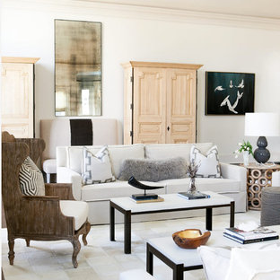 White Cowhide Rug - Riverview Road