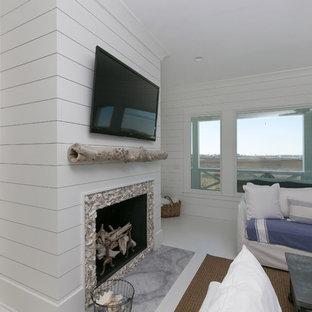 Shiplap Board Living Room Ideas & Photos | Houzz