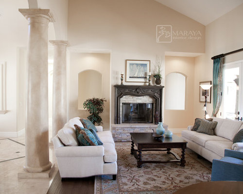 Living Room Decorating Ideas Italian Style italian living room | houzz