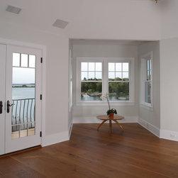 White Oak Wide Plank Flooring - Heritage Wide Plank Flooring