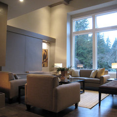 contemporary living room by Space Harmony